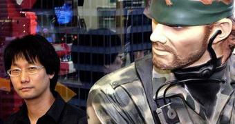 Kojima gostaria que outra pessoa assumisse a série Metal Gear