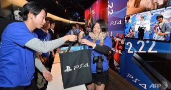Japão registra baixa venda de jogos para o PlayStation 4