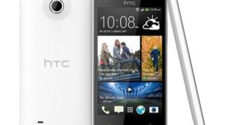 Desire 310, o primeiro Android da HTC equipado com um SoC MediaTek