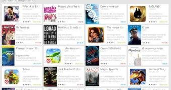 Google Play Store comemora dois anos com diversas ofertas