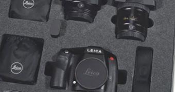 Leica comemora 100 anos e quem paga é você