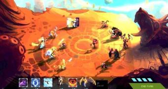Duelyst, um RPG no estilo do Final Fantasy Tactics para ser jogado pelo browser