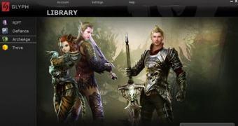 Trion Worlds anuncia o Glyph, sua plataforma de distribuição digital
