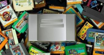 Empresa revela um belo NES feito de alumínio