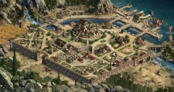 Sparta: War of Empires, um interessante RTS para o Facebook