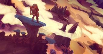 Proven Land, o jogo de ficção cientifica com um mundo gerado proceduralmente