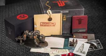 Edição especial do Wolfenstein: The New Order não terá cópia do jogo