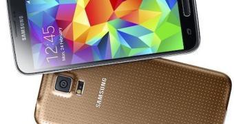 Galaxy S5: root já disponível e resistência à água posta à prova