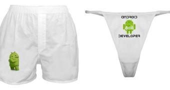 [1º de abril] Depois do Android Wear, vem aí o Android Underwear