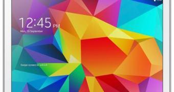 Samsung revela nova linha de tablets Galaxy Tab 4