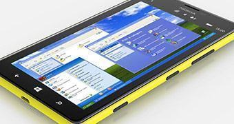[1º de abril] Microsoft anuncia Lumias com Windows XP