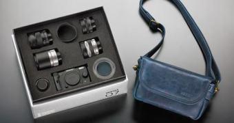 Ricoh lança versão especial da Pentax Q7