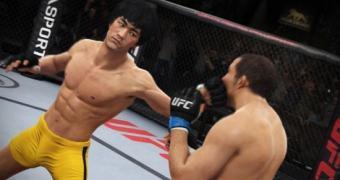 Bruce Lee é confirmado como lutador secreto de EA Sports UFC