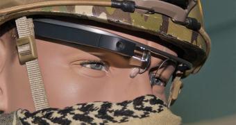 BATMAN da Força Aérea dos EUA testa Google Glass