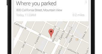 Google Now em breve vai lembrá-lo onde você estacionou seu carro