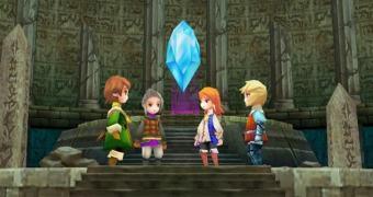 Final Fantasy III poderá ser lançado para PC