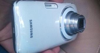Surgem primeiras imagens do Samsung Galaxy K