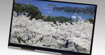 JDI exibe display 4K para tablets de 10 polegadas