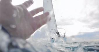 Jogo angustiante alerta para o risco de afogamentos