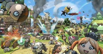 Happy Wars será lançado para PC