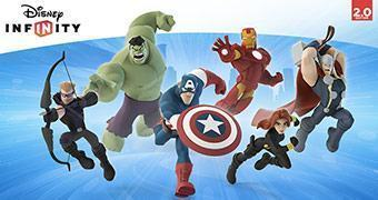 Disney Infinity 2.0 vem aí, desta vez com heróis da Marvel