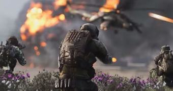 O incrível curta criado com o Battlefield 4