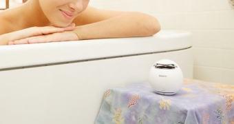 Sony lança alto-falantes Bluetooth para você ouvir música no banho