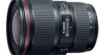 Canon EF 16-35mm f/4 L IS USM — eu quero