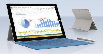 Microsoft anuncia o Surface Pro 3 — Maior, Melhor e Colo-Friendly