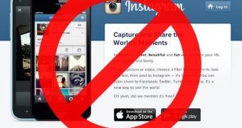 Tribunal Iraniano proibe o Instagram no País