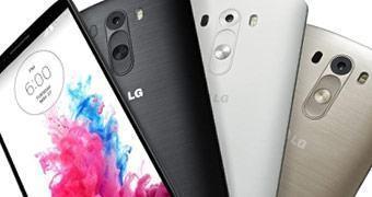 LG apresenta o G3, seu top de linha com display Quad HD