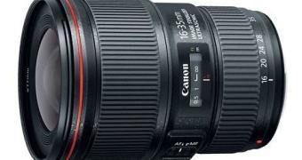 Canon EF 16-35mm f/4 L — imagens do mundo real