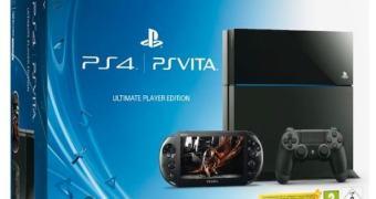Sony confirma lançamento de bundle com PS4 e PS Vita
