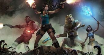 Crystal Dynamics anuncia Lara Croft and the Temple of Osiris