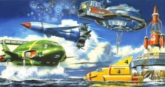 Elon Musk agora quer criar os Thunderbirds