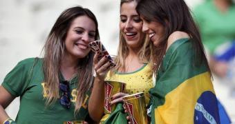 Se depender do Twitter o Brasil goleou o México