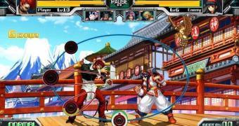 King of Fighters agora será transformado num jogo de música