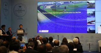 Polyphony Digital anuncia parceria com a FIA