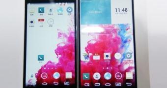 LG G3 Beat, a variação Mini de mentira de 5 polegadas
