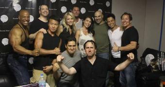 Após 20 anos, elenco do Mortal Kombat volta a se encontrar