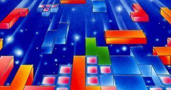 Tetris vira camiseta jogável