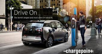 Nos EUA, há mais postos de recarga para carros elétricos que filiais da McDonald's