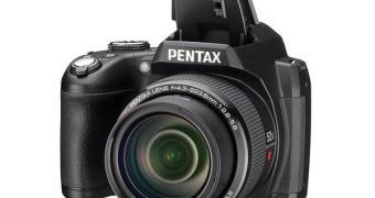 Pentax XG-1 Ultrazoom chega ao mercado