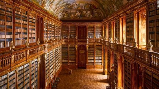 strahov-abbey-library