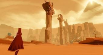 Journey e The Unfinished Swan podem sair para PS4