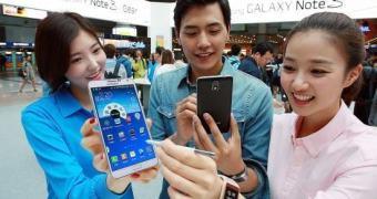 Samsung convida imprensa para lançamento do Galaxy Note 4