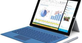 Surface Pro 3 será lançado em mais 25 países; Brasil de fora