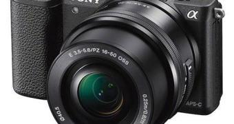 Chegando a nova Sony A5100 — mirrorless de entrada