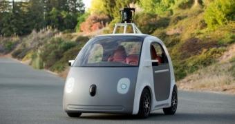 Califórnia não quer carrinho sem volante do Google nas ruas