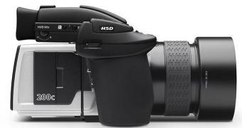 Hasselblad H5D 200c MS — 200 megapixels com sensor CMOS